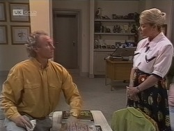 Jim Robinson, Helen Daniels in Neighbours Episode 1853