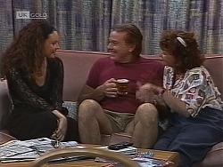 Gaby Willis, Doug Willis, Pam Willis in Neighbours Episode 1853