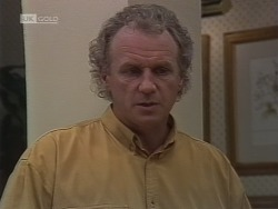 Jim Robinson in Neighbours Episode 1854