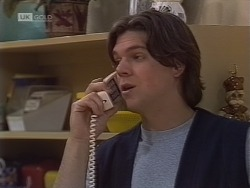 Cameron Hudson in Neighbours Episode 1854
