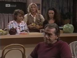 Pam Willis, Brad Willis, Doug Willis, Gaby Willis in Neighbours Episode 1854