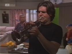 Lou Carpenter, Cameron Hudson in Neighbours Episode 1854