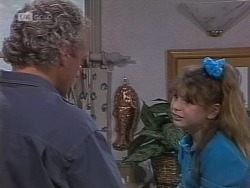 Jim Robinson, Hannah Martin in Neighbours Episode 1854