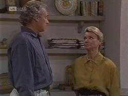 Jim Robinson, Helen Daniels in Neighbours Episode 1854