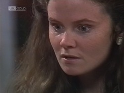 Julie Robinson in Neighbours Episode 1854