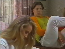 Lauren Turner, Cameron Hudson in Neighbours Episode 1856