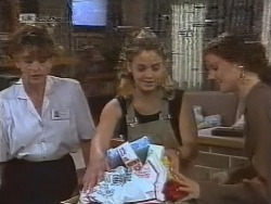 Pam Willis, Beth Brennan, Gaby Willis in Neighbours Episode 1856