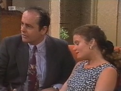 Philip Martin, Julie Robinson in Neighbours Episode 1856