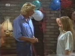 Brad Willis, Lauren Turner in Neighbours Episode 1856