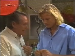 Doug Willis, Brad Willis in Neighbours Episode 1856