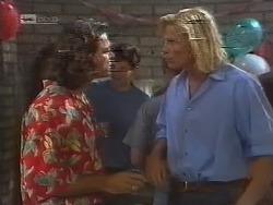 Wayne Duncan, Brad Willis in Neighbours Episode 1856