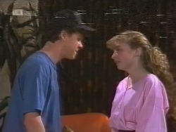Michael Martin, Debbie Martin in Neighbours Episode 1856