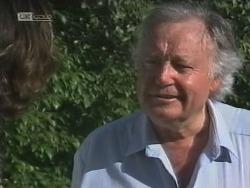 Bert Willis in Neighbours Episode 1858