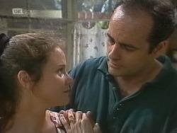 Julie Robinson, Philip Martin in Neighbours Episode 1858