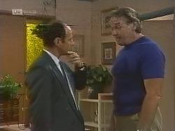 Benito Alessi, Doug Willis in Neighbours Episode 1858