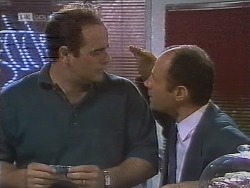 Philip Martin, Benito Alessi in Neighbours Episode 1858