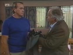 Doug Willis, Bert Willis in Neighbours Episode 1858