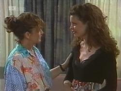 Pam Willis, Gaby Willis in Neighbours Episode 1858