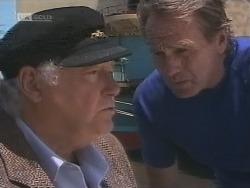 Bert Willis, Doug Willis in Neighbours Episode 1859