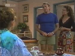 Pam Willis, Doug Willis, Gaby Willis in Neighbours Episode 1859