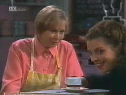 Cathy Alessi, Gaby Willis in Neighbours Episode 1859