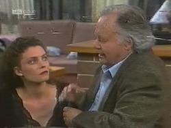 Gaby Willis, Bert Willis in Neighbours Episode 1859