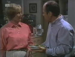 Cathy Alessi, Benito Alessi in Neighbours Episode 1860