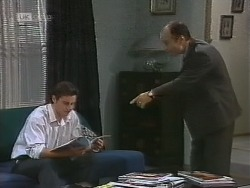 Rick Alessi, Benito Alessi in Neighbours Episode 1860
