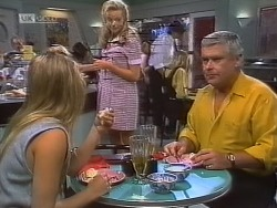 Lauren Turner, Annalise Hartman, Lou Carpenter in Neighbours Episode 1860