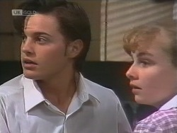 Rick Alessi, Debbie Martin in Neighbours Episode 1860
