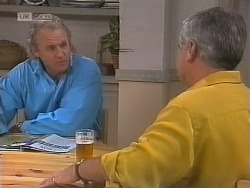 Jim Robinson, Lou Carpenter in Neighbours Episode 1860