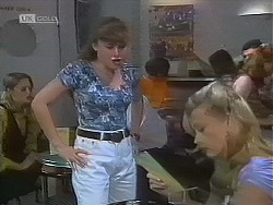 Debbie Martin, Annalise Hartman in Neighbours Episode 1860