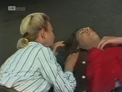 Helen Daniels, Cameron Hudson in Neighbours Episode 1860
