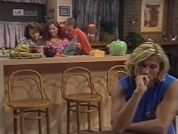 Pam Willis, Beth Brennan, Doug Willis, Brad Willis in Neighbours Episode 1861