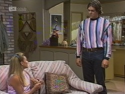 Lauren Turner, Cameron Hudson in Neighbours Episode 1861