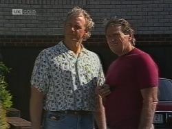 Jim Robinson, Doug Willis in Neighbours Episode 1861