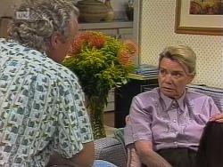Jim Robinson, Helen Daniels in Neighbours Episode 1861