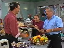 Stephen Gottlieb, Doug Willis, Lou Carpenter in Neighbours Episode 1862