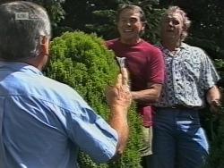 Lou Carpenter, Doug Willis, Jim Robinson in Neighbours Episode 1862