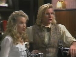Annalise Hartman, Brad Willis in Neighbours Episode 1865