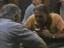 Bert Willis, Doug Willis in Neighbours Episode 1865