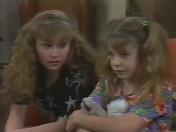 Debbie Martin, Hannah Martin in Neighbours Episode 1865
