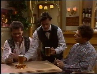 Dave Gottlieb, Rick Alessi, Mark Gottlieb in Neighbours Episode 2200