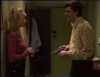 Annalise Hartman, Elliot Patterson in Neighbours Episode 2200
