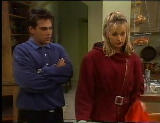 Mark Gottlieb, Annalise Hartman in Neighbours Episode 2200