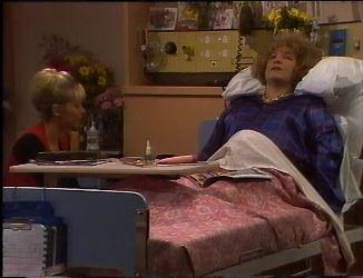 Danni Stark, Cheryl Stark in Neighbours Episode 2201