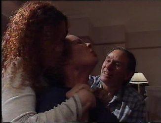 Cody Willis, Gaby Willis, Doug Willis in Neighbours Episode 2201