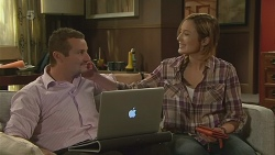 Toadie Rebecchi, Sonya Mitchell in Neighbours Episode 6347