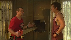 Toadie Rebecchi, Kyle Canning in Neighbours Episode 6347