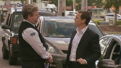 Brian Griggs, Paul Robinson in Neighbours Episode 6349